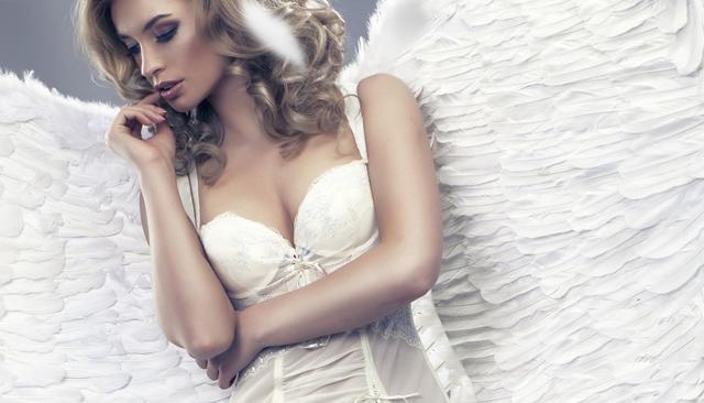 Ангел земной