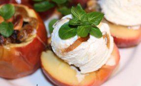 рецепт запеченных яблок