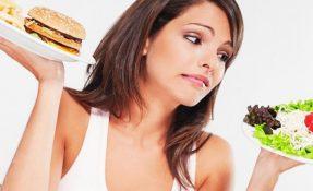 Девушка и холестерин