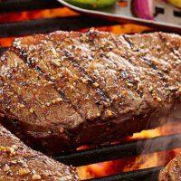Гриль и мясо
